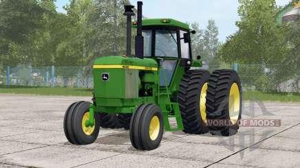John Deere 46ろ0 for Farming Simulator 2017