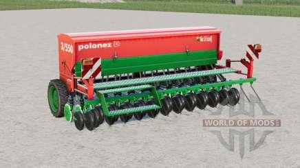 Unia Polonez 550-3D for Farming Simulator 2017