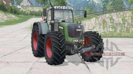Fendt 930 Vario ȾMS for Farming Simulator 2015