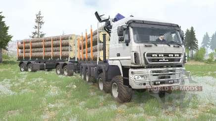MAZ-6516V9-4৪1-000 for MudRunner