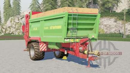 Strautmann MS 1201〡choice of tires for Farming Simulator 2017