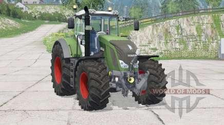 Fendt 828 Variꙩ for Farming Simulator 2015