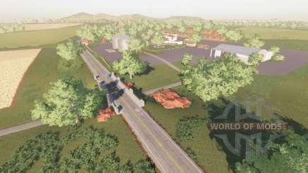 La Granja v1.2 for Farming Simulator 2017