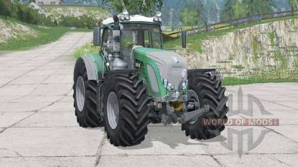 Fendt 939 Vario〡animated many parts for Farming Simulator 2015