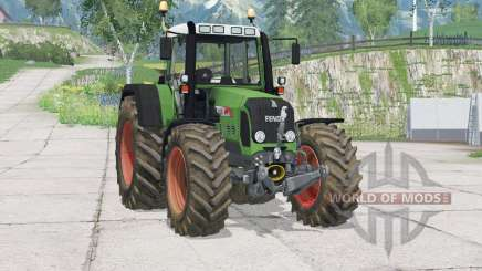 Fendt 820 Vario TMꚂ for Farming Simulator 2015