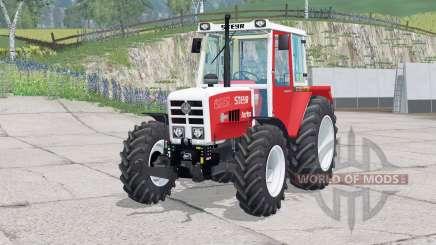 Steyr 8090A Turbꝋ for Farming Simulator 2015