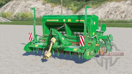 Amazone AD 302〡mounted seed drill for Farming Simulator 2017