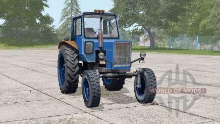 MTZ-80 Belꭤrus for Farming Simulator 2017