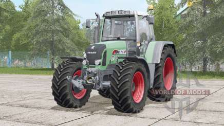 Fendt 716 Vario〡dull green color for Farming Simulator 2017