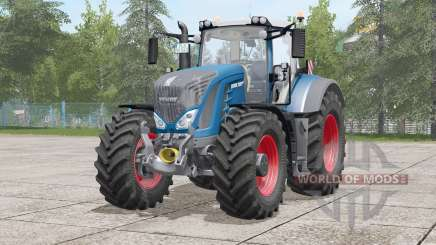 Fendt 900 Vario〡new engine model for Farming Simulator 2017