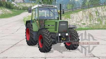 Fendt Farmer 310 LSA Turbomatiꝃ for Farming Simulator 2015