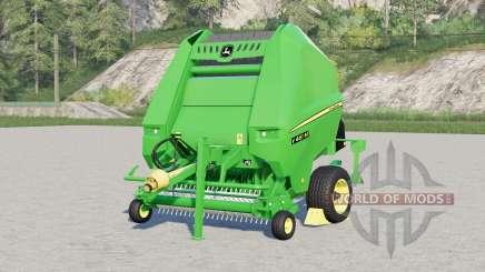 John Deere V461M for Farming Simulator 2017