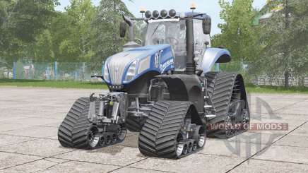New Holland T8 series〡bit more power for Farming Simulator 2017