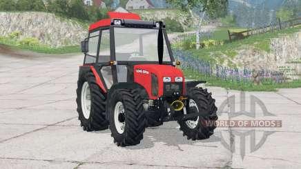 Zetor 6340〡mirrors reflect for Farming Simulator 2015