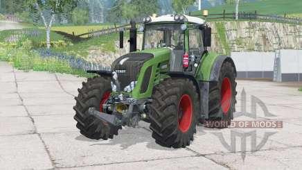 Fendt 927 Variꝍ for Farming Simulator 2015