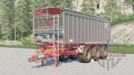 Kroger Agroliner TAW 30〡capacity config for Farming Simulator 2017