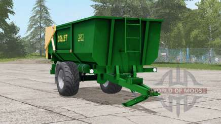 ZDT NS 8〡working lighting for Farming Simulator 2017