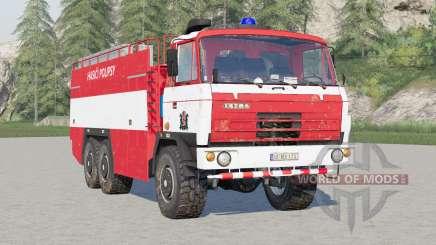 Tatra T815 CAS32〡mirrors reflect for Farming Simulator 2017