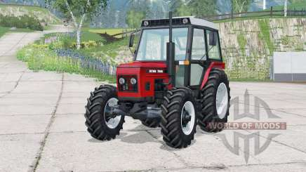 Zetor 7045〡movable front axle for Farming Simulator 2015
