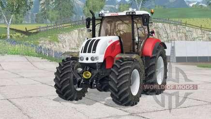 Steyr 6230 CVT〡light adjusted for Farming Simulator 2015