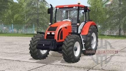Zetor Forterra 11441〡real smoke for Farming Simulator 2017