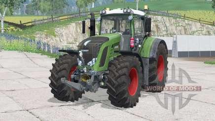 Fendt 927 Vario〡foldable warning sign for Farming Simulator 2015