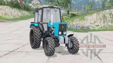 MTZ-82.1 Belarus〡working lighting for Farming Simulator 2015