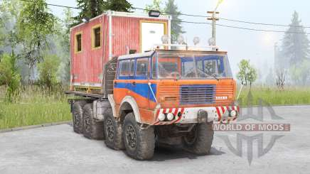 Tatra T81ろ for Spin Tires