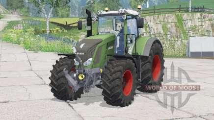 Fendt 828 Variꚛ for Farming Simulator 2015