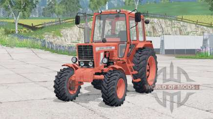 MTZ-522 Belarus for Farming Simulator 2015