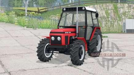 Zetor 7245〡full lighting for Farming Simulator 2015