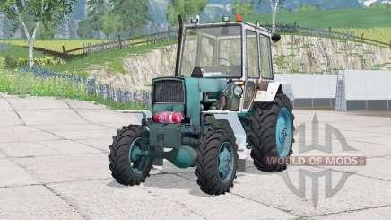UMZ-6KL〡 support of front loader for Farming Simulator 2015