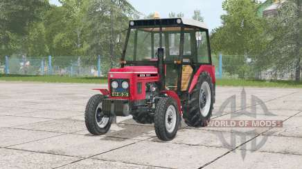 Zetor 7011〡includes front weight for Farming Simulator 2017