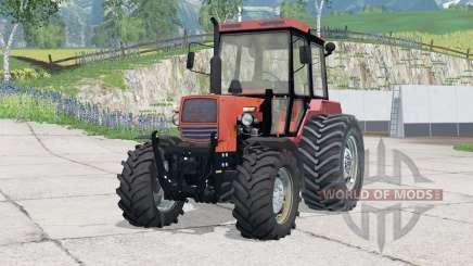 YuMZ-8244 for Farming Simulator 2015
