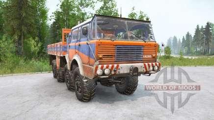 Tatra T813 8x8 v1.1 for MudRunner