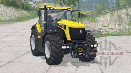 JCB Fastrac 8310〡new dynamic exhausting system for Farming Simulator 2015