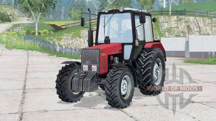 MTZ-820.4 Belarus adjustable hinged for Farming Simulator 2015