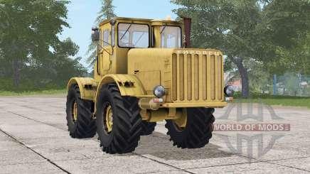 Kirovec K-700〡engine selection for Farming Simulator 2017