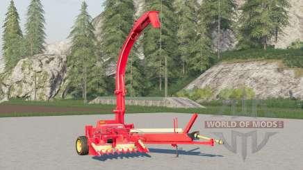 Pottinger Mex 6〡forage harvester towed for Farming Simulator 2017