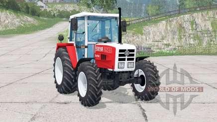 Steyr 8090A Turbꝺ for Farming Simulator 2015