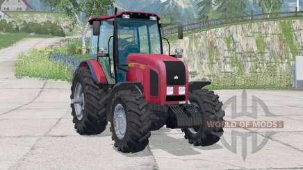 MTZ-2022.3 Belarus for Farming Simulator 2015