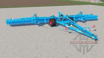Lemken Gigant 12 S 1600〡plow for Farming Simulator 2017