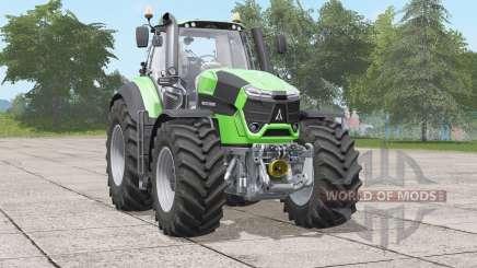 Deutz-Fahr Serie 9 TTV Agrotron〡design configurations for Farming Simulator 2017