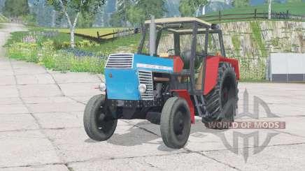 Zetor 8011〡animated exhaust flap for Farming Simulator 2015