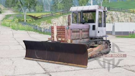 T-4A〡s bulldozer blade for Farming Simulator 2015