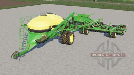 John Deere 1910 air cart〡1890 air seeder for Farming Simulator 2017
