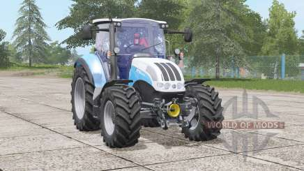 Steyr Multi 4000〡engine selection for Farming Simulator 2017