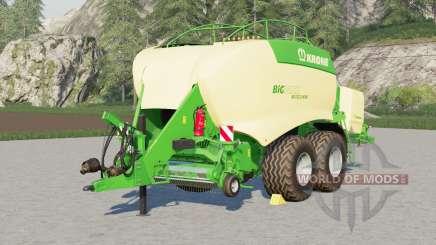 Krone BiG Pack 1290 HDP II (XC)〡square baler for Farming Simulator 2017