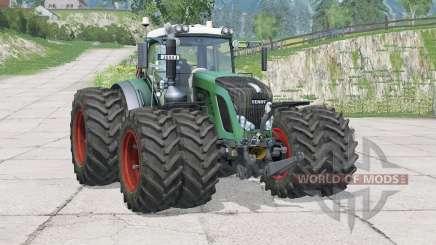 Fendt 936 Vario〡animated hydraulic for Farming Simulator 2015