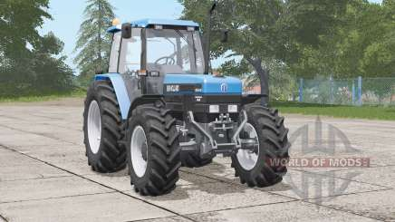 New Holland 8ვ40 for Farming Simulator 2017